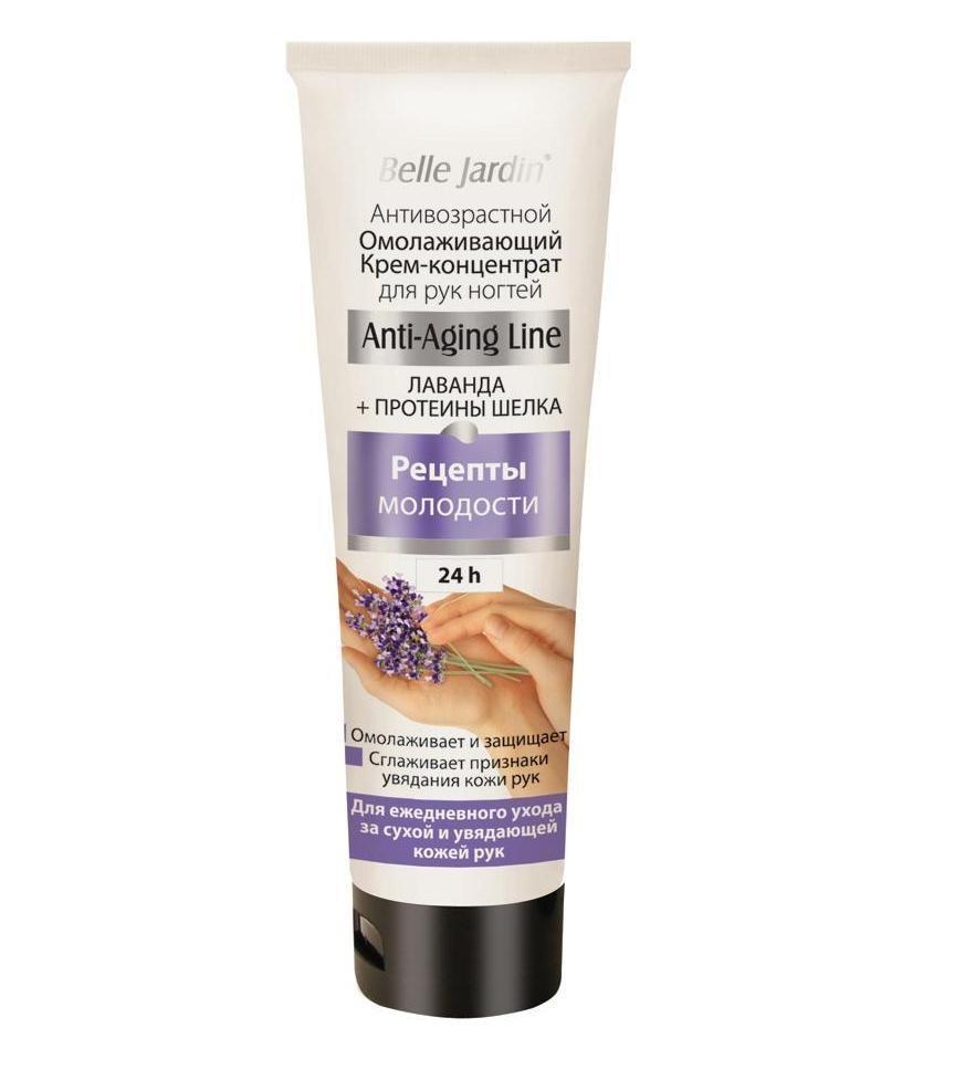 Крем для рук своими руками для увядающей кожи